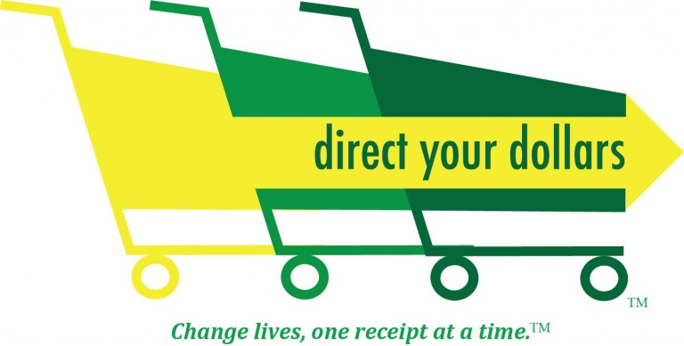 Direct Your Dollars Logo